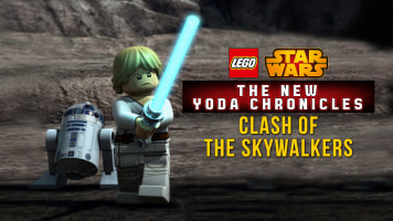 LEGO Star Wars: The New Yoda Chronicles - The Clash of Skywalkers