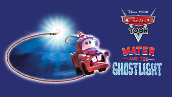 Cars Toon: Mater And The Ghostlight