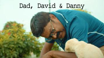 Dad, David & Danny