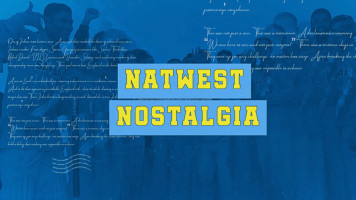 Natwest Nostalgia