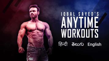 Iqbal Sayed's Anytime Workouts