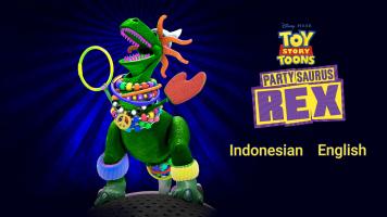 Toy Story Toons: Partysaurus Rex