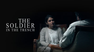 The Soldier In The Trench