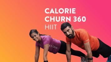 Calorie Churn 360 - HIIT