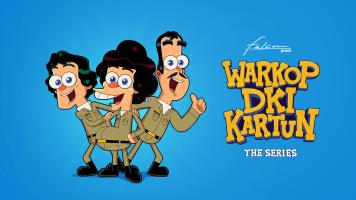 Warkop DKI Kartun The Series