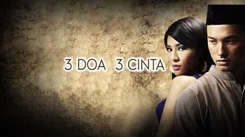 3 Doa 3 Cinta