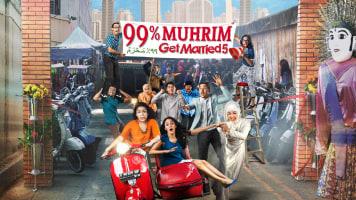 99% Muhrim Get Married 5