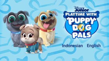 Disney Playtime with Puppy Dog Pals (Shorts)