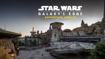 Star Wars: Galaxy's Edge-Adventure Awaits