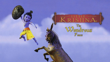 Little Krishna III - The Wondrous Feats
