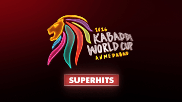 Kabaddi World Cup 2016 Superhits