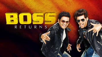 Boss returns - VSOP