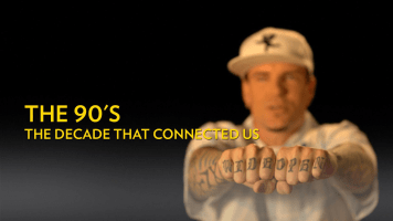 90's: The Decade That Connected Us