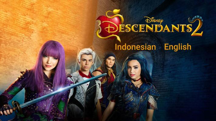 Descendants 2 Penuh Film English Kids Film Di Disney Hotstar