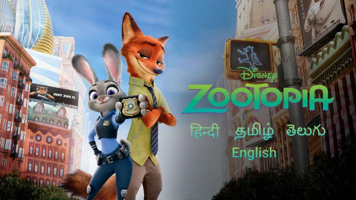 23+ Zootopia Movie Download In Tamil JPG