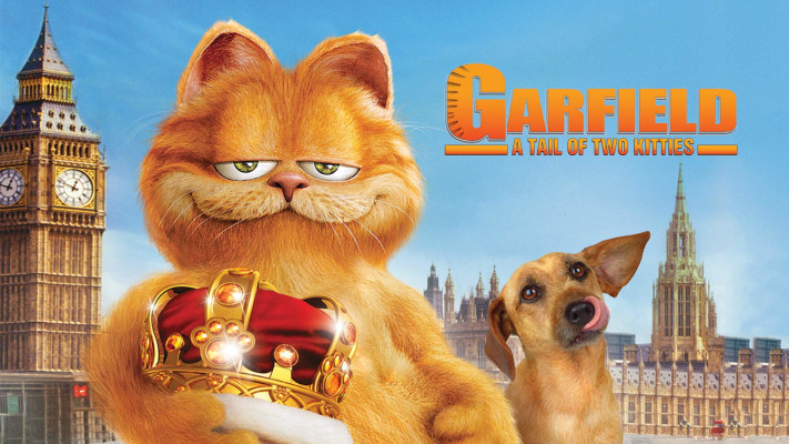 Garfield A Tail Of Two Kitties Disney Hotstar Premium