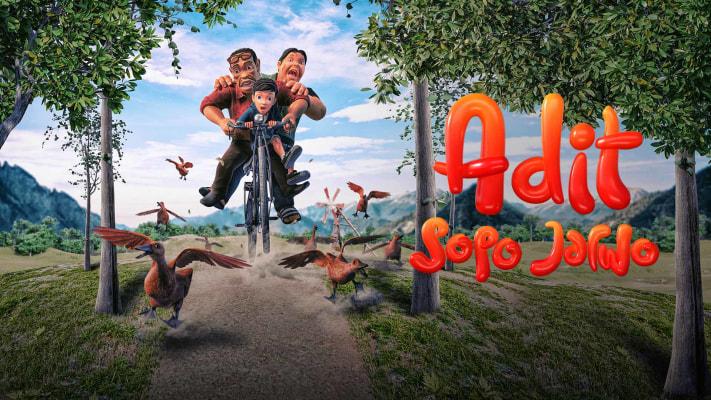Adit Sopo Jarwo : The Movie