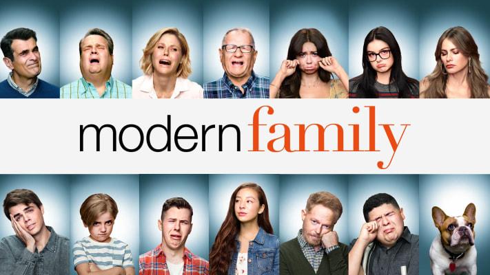 Modern Family - Disney+ Hotstar