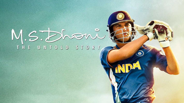 Watch MS Dhoni: The Untold Story - Disney+ Hotstar